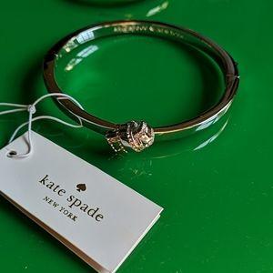 Kate Spade Silver Tone Bracelet